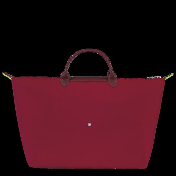 Le Pliage Green Bolsa de viaje L, Rojo