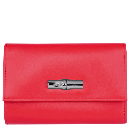Compact wallet, Poppy - View 1 of  2 -