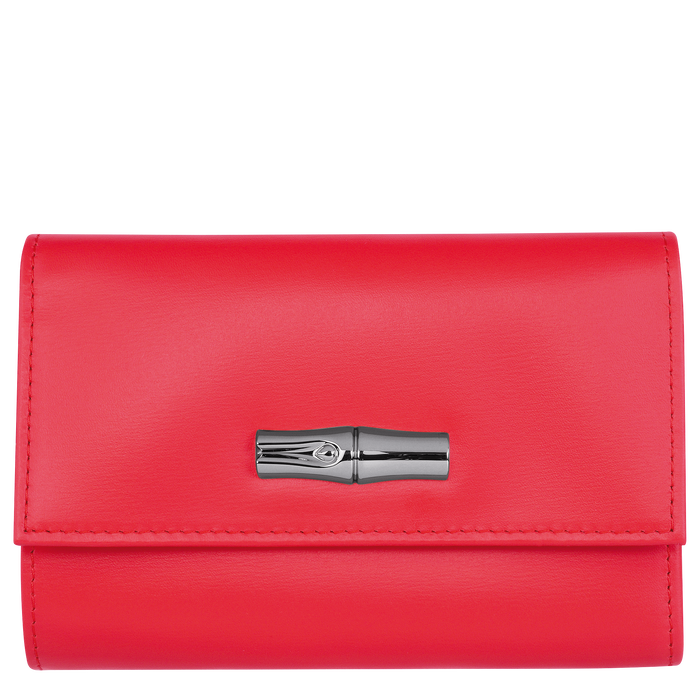 Compact wallet, Poppy - View 1 of  2 - zoom in