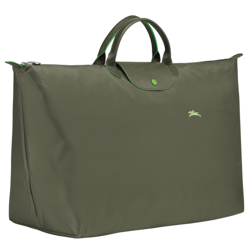Travel bag XL, Longchamp Green - View 2 of  4 -