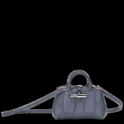 Top handle bag S, Pilot blue, hi-res