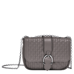 Shoulder Bag S, 112 Grey, hi-res