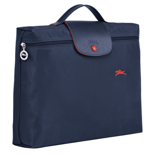 Briefcase S, Navy - View 2 of  5 -