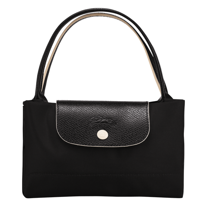 Top handle bag M, Black/Ebony - View 4 of  5 - zoom in