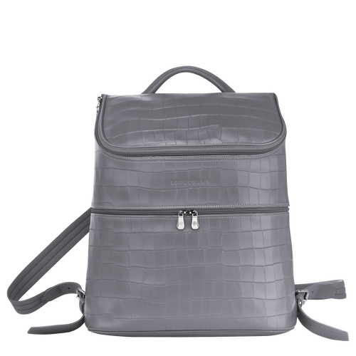View 1 of Backpack, Grey, hi-res