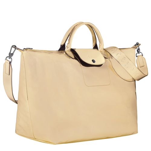 Travel bag L, Pale Gold - View 2 of  3 -