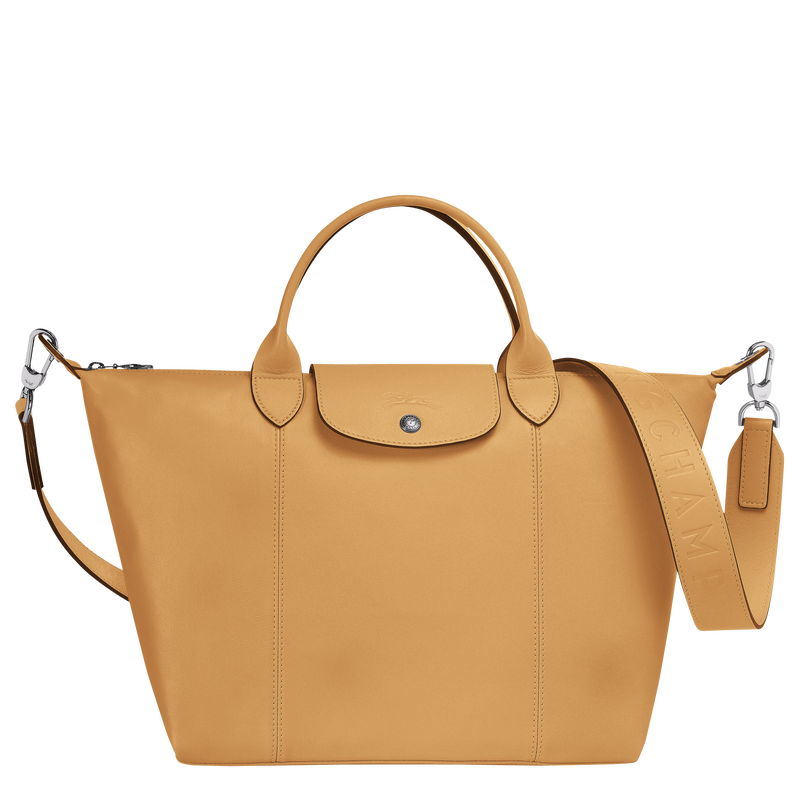 Top handle bag M, Honey - View 1 of  4 - zoom in
