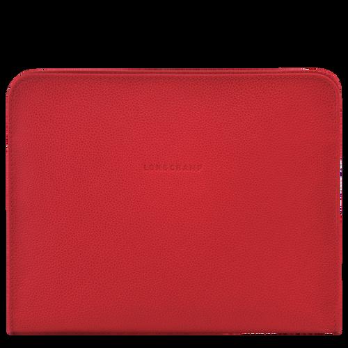 View 1 of iPad® case, 517 Red Orange, hi-res