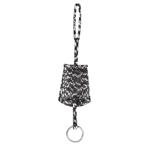 View 1 of Key rings, 067 Black/White, hi-res