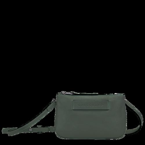 Umhängetasche, Longchamp-Gr�n - Ansicht 1 von 3 -