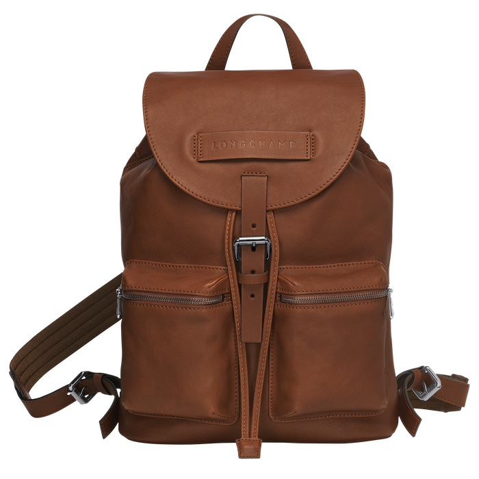 Backpack M, Cognac - View 1 of 3 - zoom in