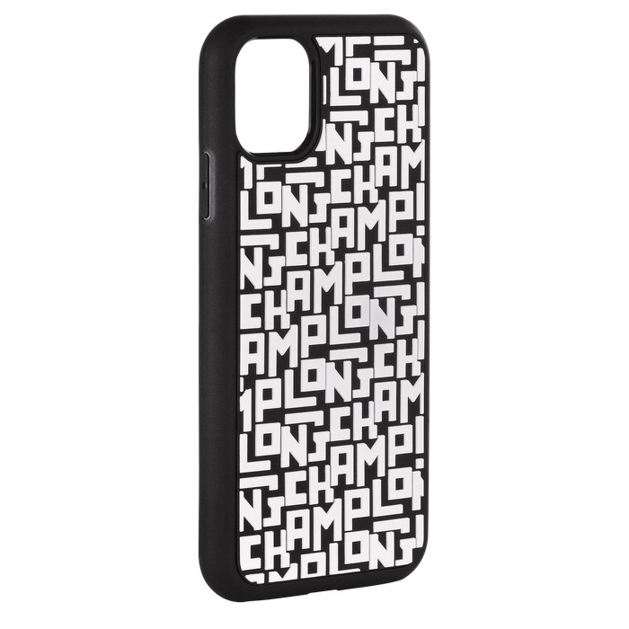 Iphone 11 case, Black/White - View 2 of 3 - zoom in