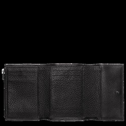 Portefeuille compact, Noir, hi-res - Vue 2 de 2