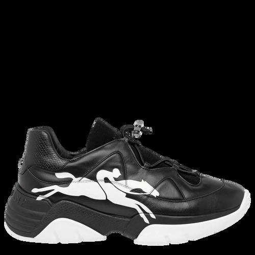 Sneakers, Black, hi-res - View 1 of 5