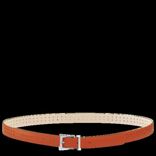 Women's belt, 379 Ruby, hi-res