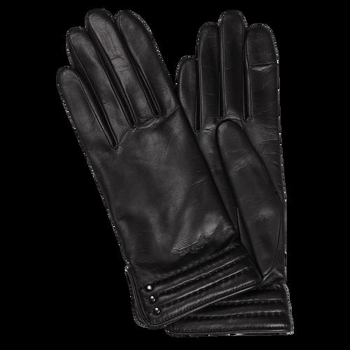 Ladies' gloves, Black, hi-res - View 1 of 1