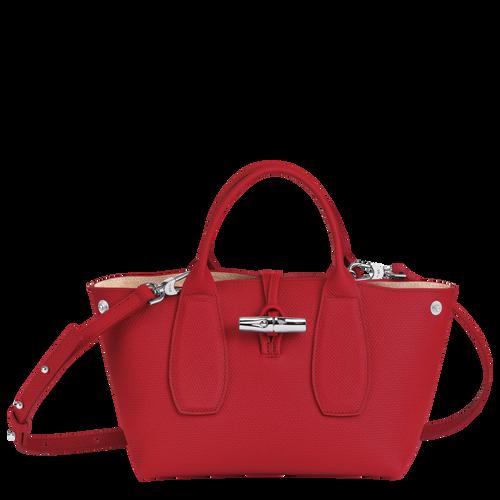 Top handle bag S, Red, hi-res - View 2 of 4