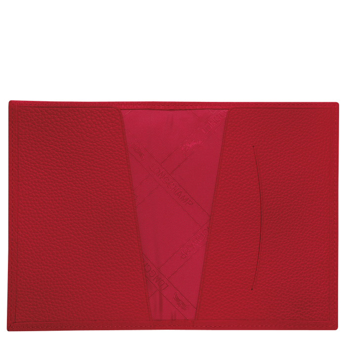 Passport cover, Red, hi-res - View 2 of 2