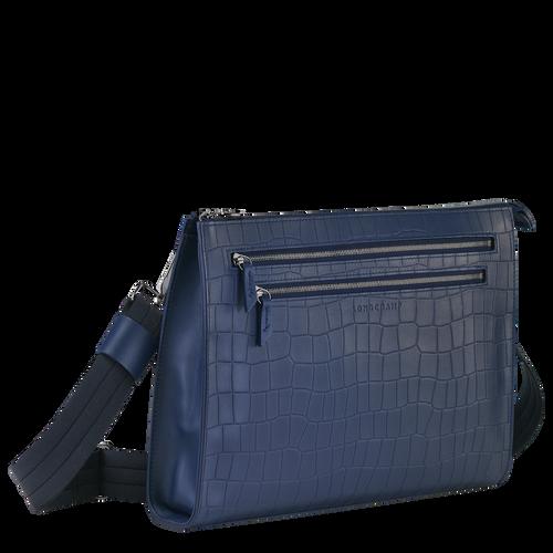 Messenger bag, Navy, hi-res - View 3 of 3