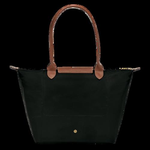 Shoulder bag L, Black, hi-res - View 3 of 4