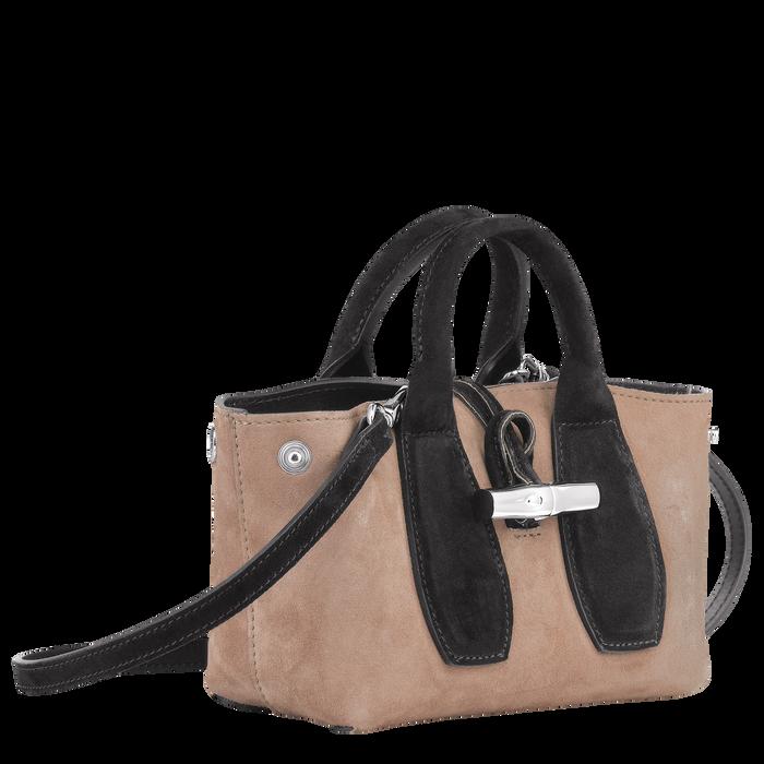 Top handle bag S, Hazelnut, hi-res - View 2 of 4