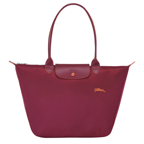 Shoulder bag L, Garnet red - View 1 of  5 -