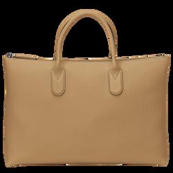 Briefcase S, Cognac