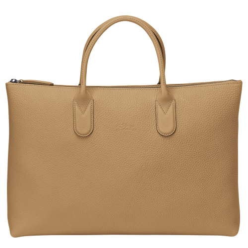 Briefcase S, Cognac - View 1 of 3 -