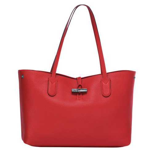 Essential Tote bag M, 545 Red, hi-res