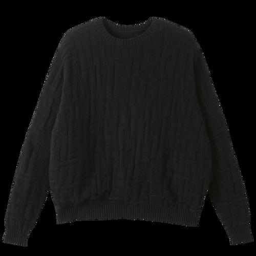 Pullover, Schwarz/Ebenholz - Ansicht 1 von 1 -