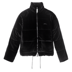 Down jacket, 001 Black, hi-res
