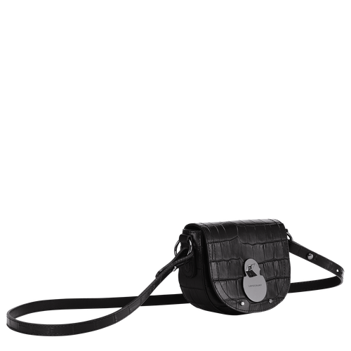 Crossbody bag XS, Black, hi-res - View 2 of 3