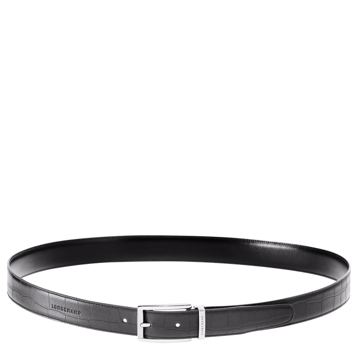 Men's belt, Black, hi-res - View 1 of 2