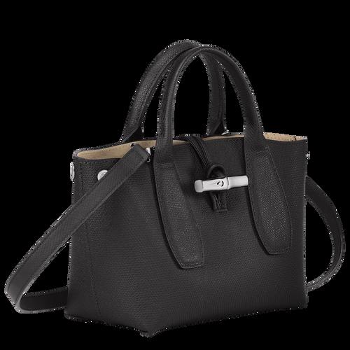 Top handle bag S, Black, hi-res - View 2 of 3