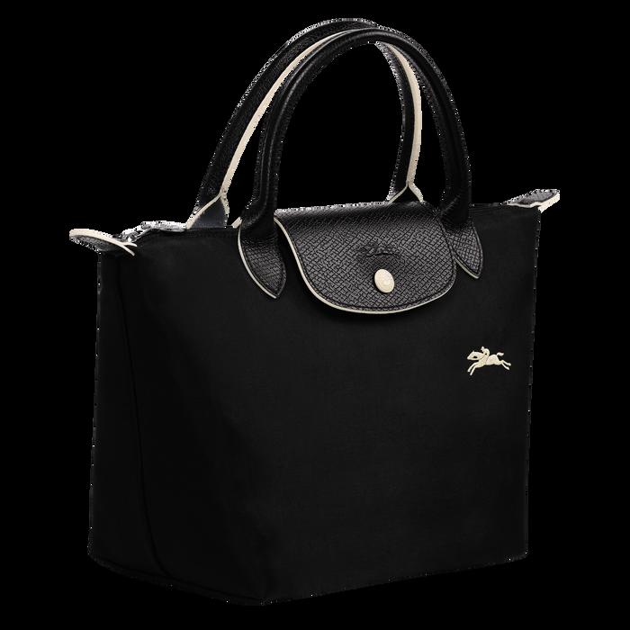 Top handle bag S, Black/Ebony - View 2 of 5 - zoom in