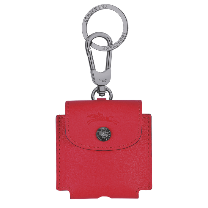 Fall-Winter 2021 Collection Key-rings AirPods, Red Kiss