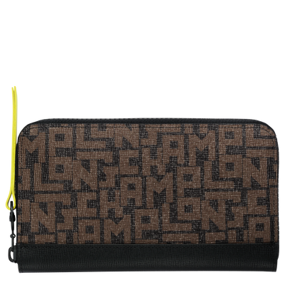 Ansicht 1 von Langformat Brieftasche mit Reissverschluss anzeigen