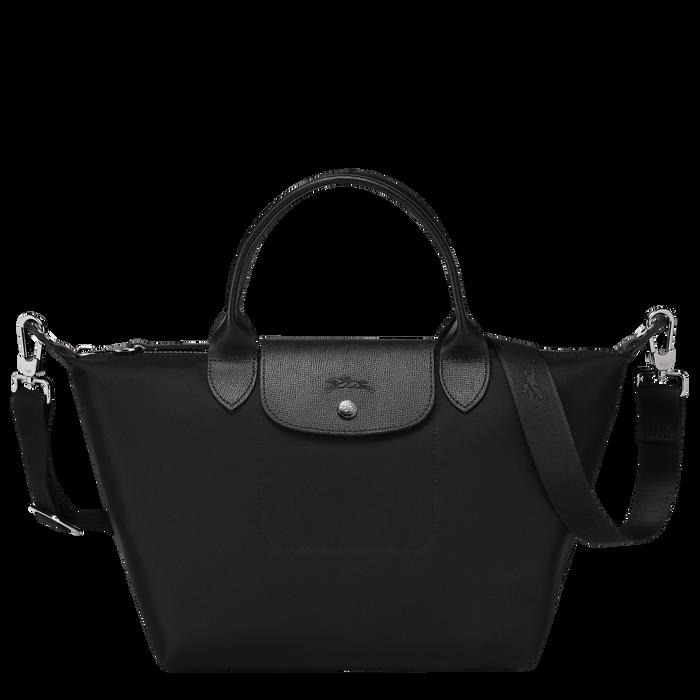 Le Pliage Néo Top handle bag S, Black