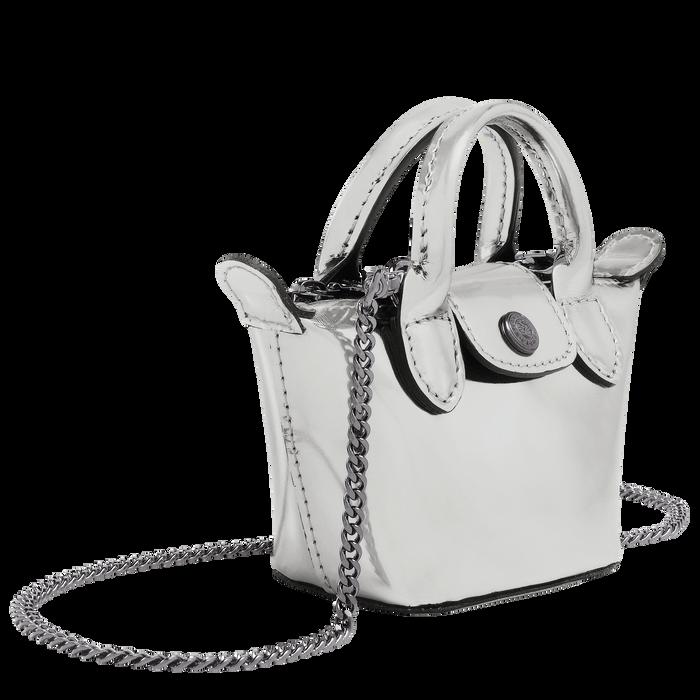 Le Pliage Printemps/Été 2021 Crossbody bag XS, Silver