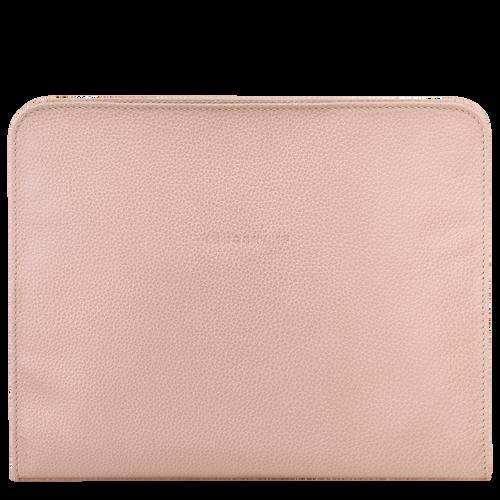 Le Foulonné Custodia per iPad®, Rosa pállido