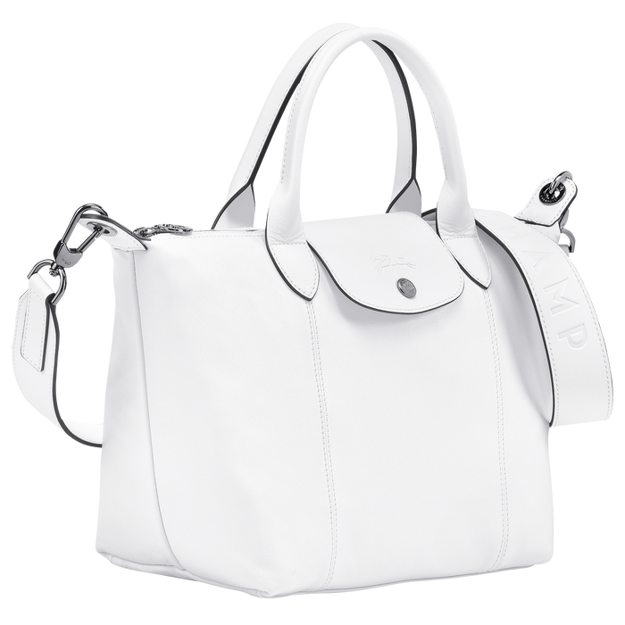 Top handle bag, White, hi-res - View 2 of 3