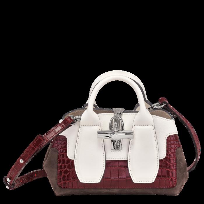 Top handle bag XS, Ebony - View 1 of 5 - zoom in