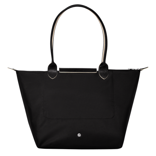 Shoulder bag L, Black, hi-res - View 3 of 4