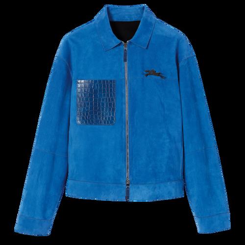 Spring-Summer 2021 Collection Jacket, Blue