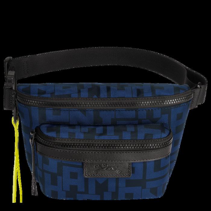 Belt bag M, Black/Navy - View 1 of 3 - zoom in