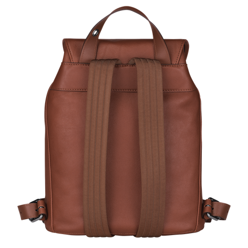 Backpack S, Cognac - View 3 of  3 -