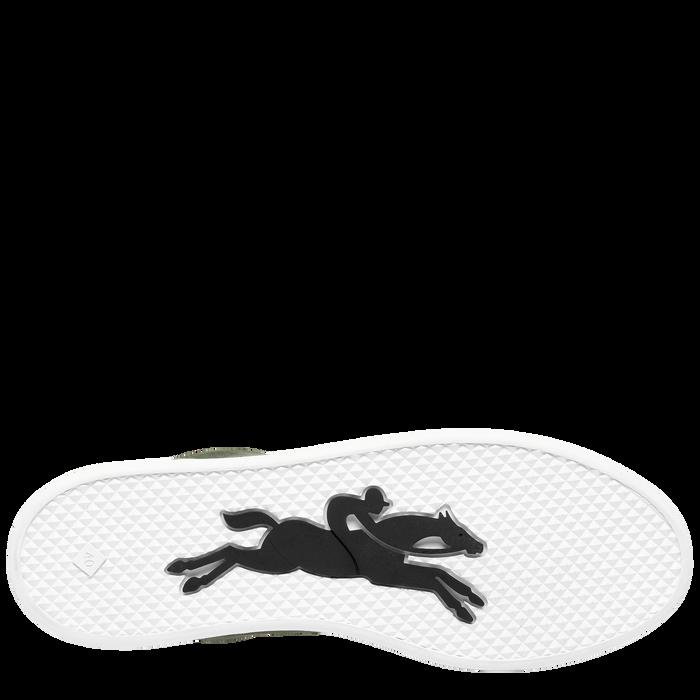 Sneakers, Vert Longchamp - Vue 5 de 5 - agrandir le zoom