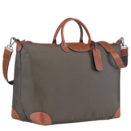 Travel bag XL, Brown - View 2 of  3 -