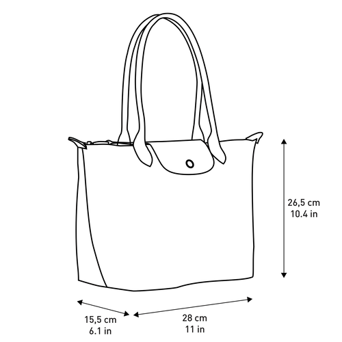 Shoulder bag S, Red - View 4 of  4 -