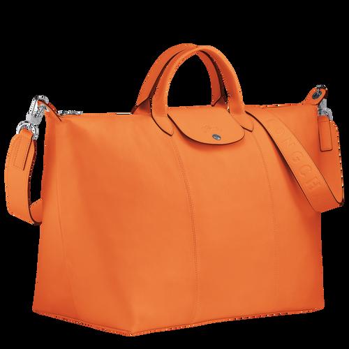 Travel bag L, Orange, hi-res - View 2 of 3